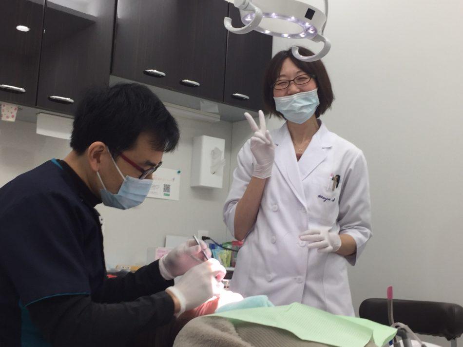 まや矯正歯科診療風景